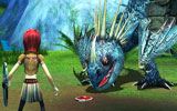 Dragons Wild Skies 3D флеш онлайн