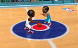 Nba Hoop Troop 3D флеш игра